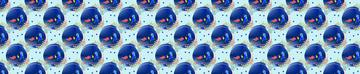 Finding Nemo Blue