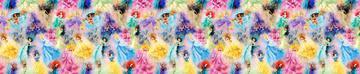 Watercolour Princesses