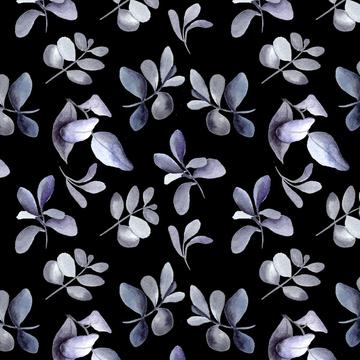 dark pattern black