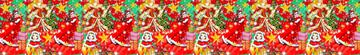 Red Christmas Princesses