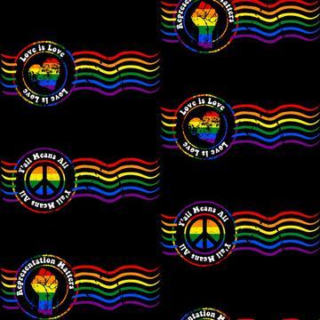 Pride Postmarks