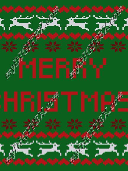 Christmas Pattern 2020, Merry Christmas