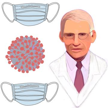 Dr Fauci coronavirus