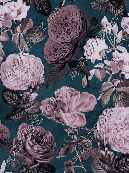 Moody Nostalgic Roses