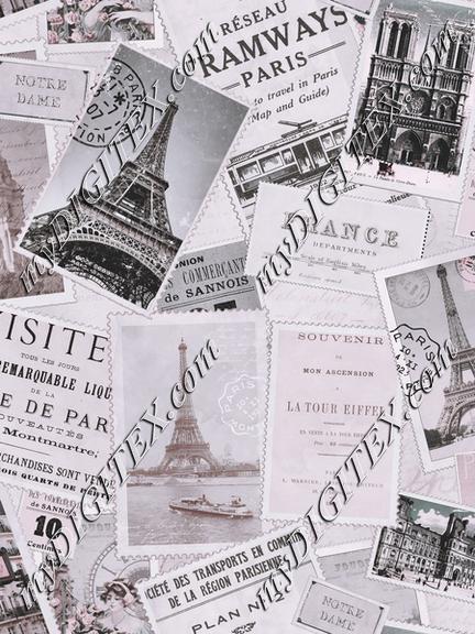 Vintage Postcards I