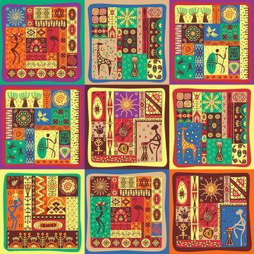 Tribal Tiles