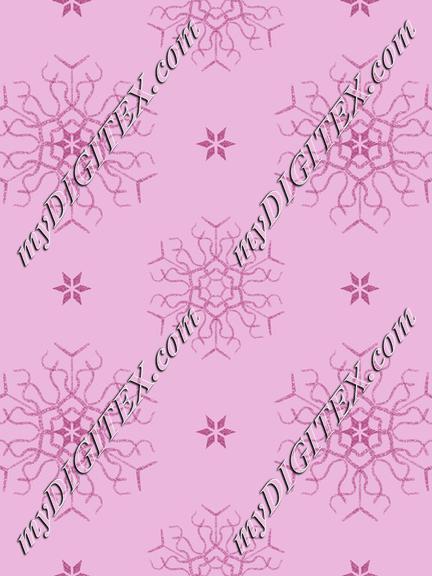 snowflake violet purple2