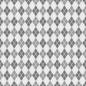 Soft Greys - Argyle