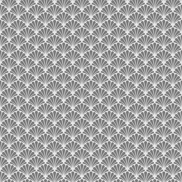 Soft Greys - Deco Fans