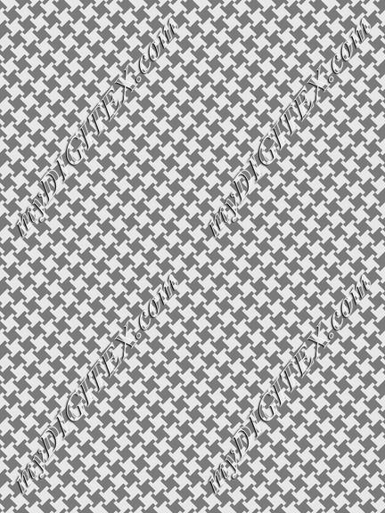Soft Greys - Houndstooth