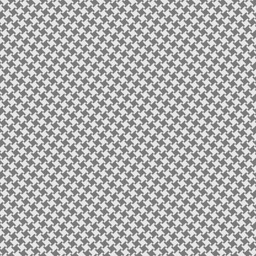 Soft Greys - Houndstooth