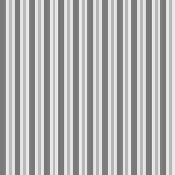 Soft Greys - Stripes, Asymmetric