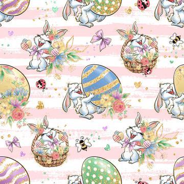 Bunny Fun Pink