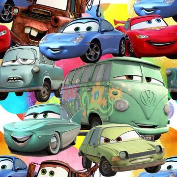 Cars Movie 30x30cm