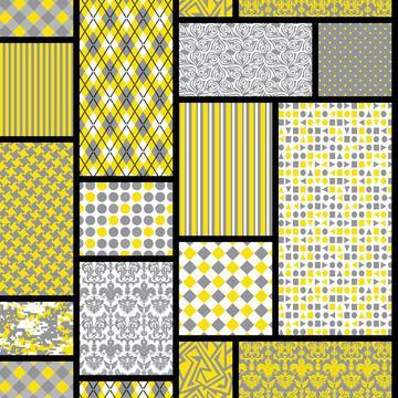 Yellow & Gray (2021)