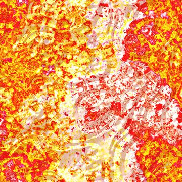 Red orange texture