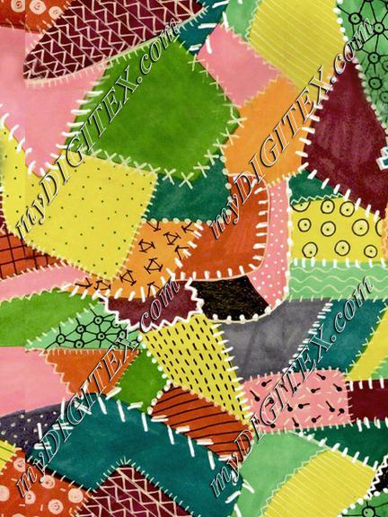 crazy quilt