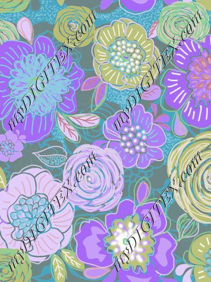 triad floral 1
