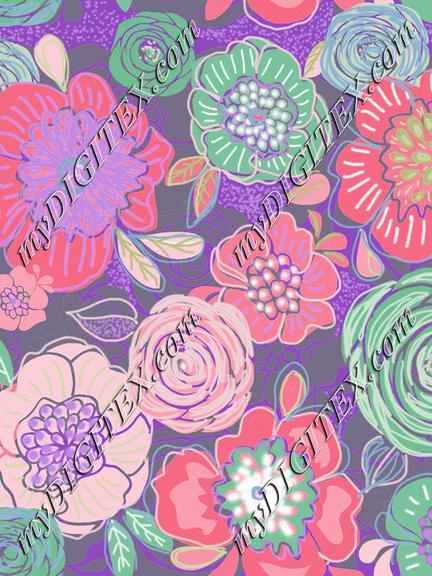 triad floral 3