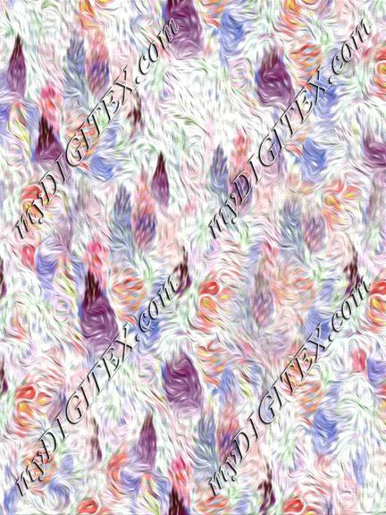 Wildflower swirl
