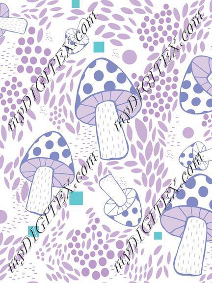 Lavender Mushroom-01
