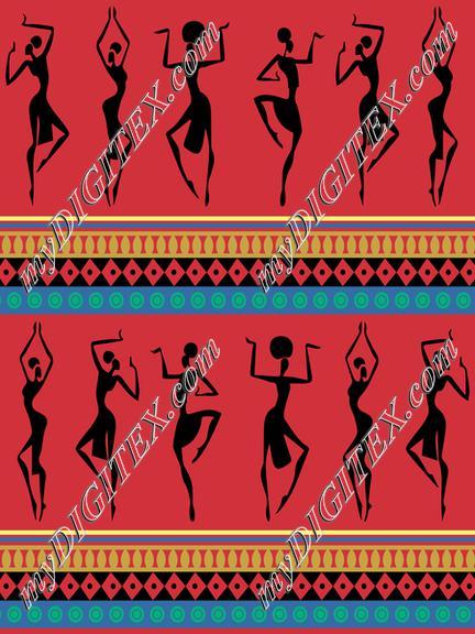African Art Dancers 2