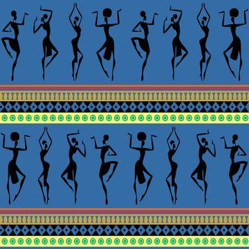 African Art Dancers 1