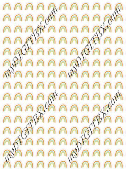 Unicorn pattern coordinate 3-01