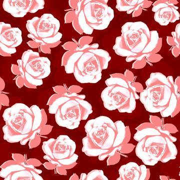 Light roses