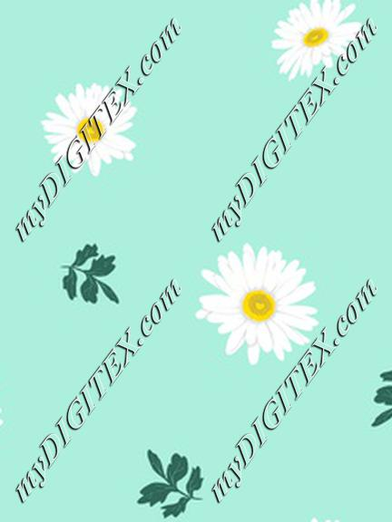 my dear daisy_small motif