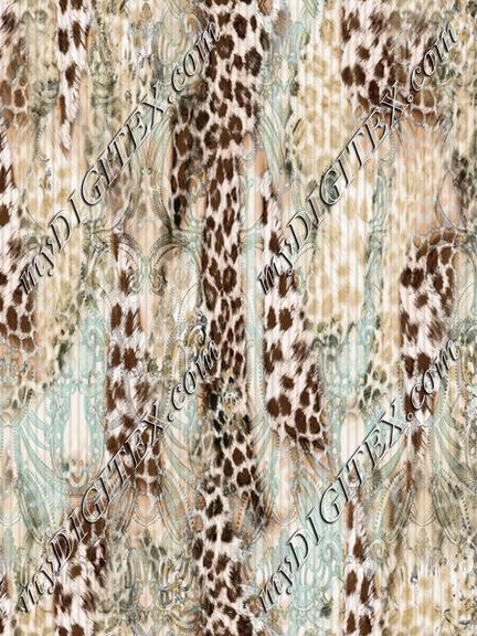 texture animal print