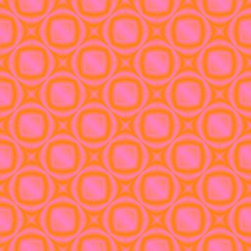 Gradient pink pattern