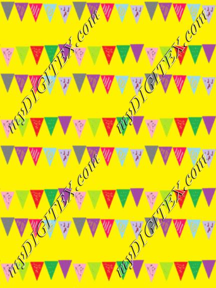 Party banner deco