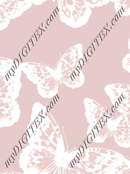 Butterflies cute print