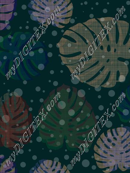 Linen Jungle Snow