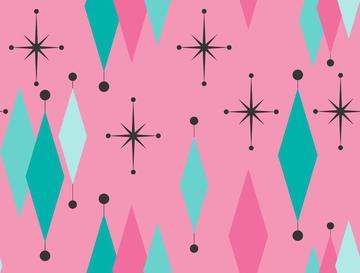 Atomic Cafe Diamonds & Stars