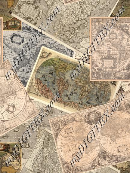 Ancient World Maps