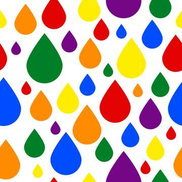 Raining Pride (on white)