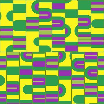 3 colors shapes