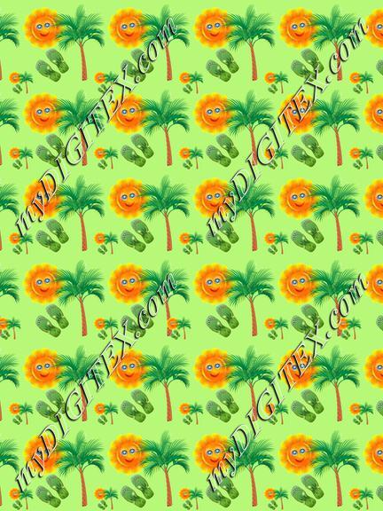 Summer fun pattern