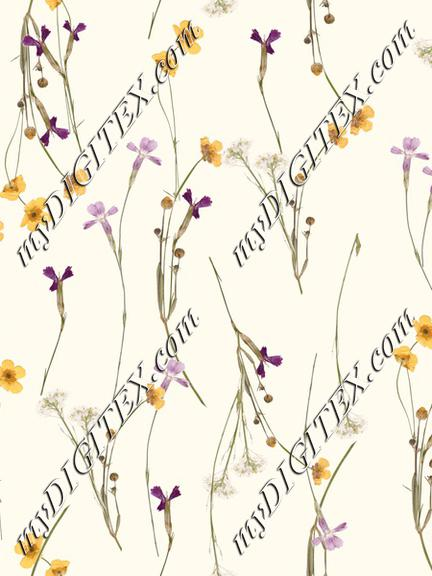 Delicate Floral Print