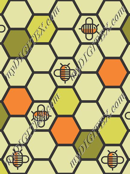 Retro Bees