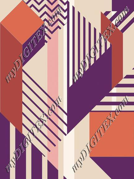 Fashion geometric