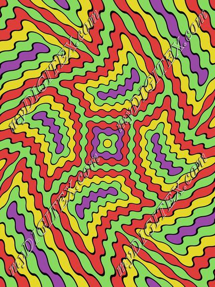 Hippie Love Psychedelic Dreams