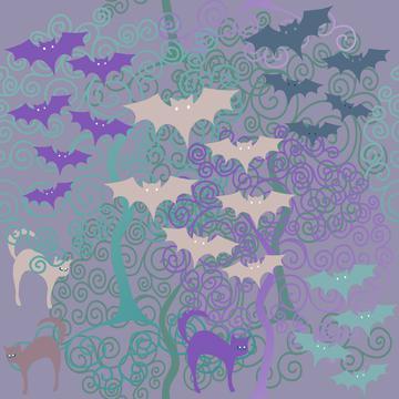 Magic Pastel  Halloween