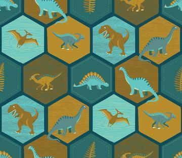 Dinosaur Hex - Deep Sea