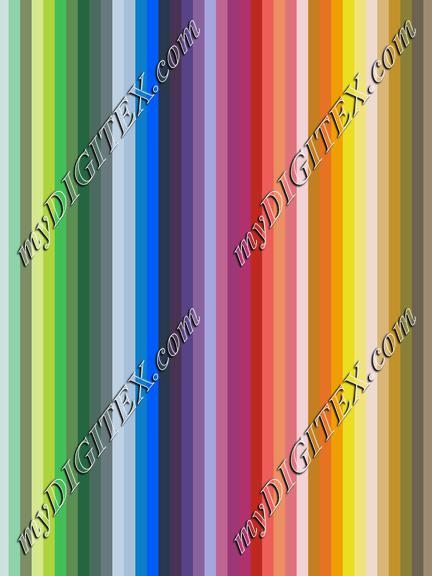 Petal Coordinates Stripe