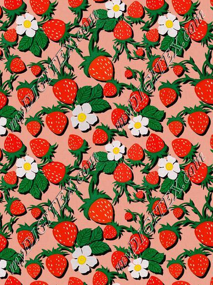 ROS032721EmbroideredStrawberriesCompositionPeach100%