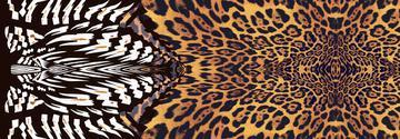 _zebra leopard print