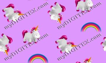 Unicorn Scatter - Pink